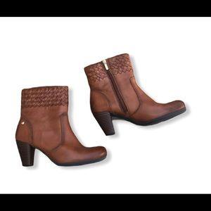 EUC PIKOLINOs Heeled booties size 36